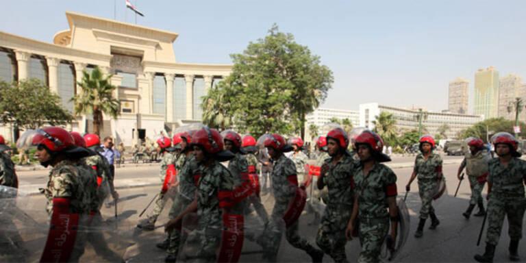 Ägypten: Gericht verfügt Parlamentsauflösung
