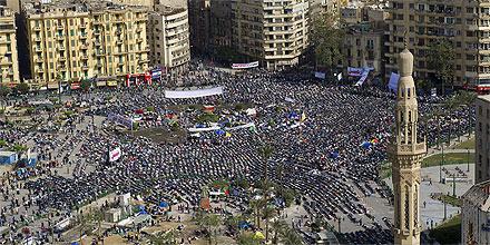 Kairo Tahrir-Platz