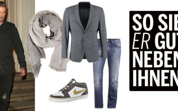 Sportlich-eleganter Style für den Mann