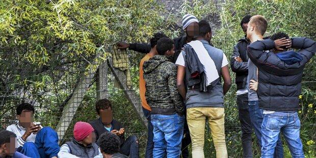 Ein Toter bei Schlägerei zwischen Migranten