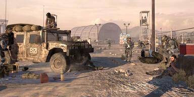 Militär-Autobauer klagt gegen Call of Duty