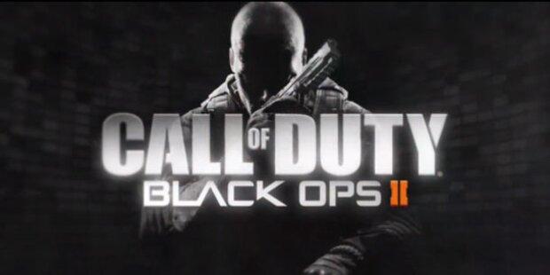 Startschuss für CoD: Black Ops II