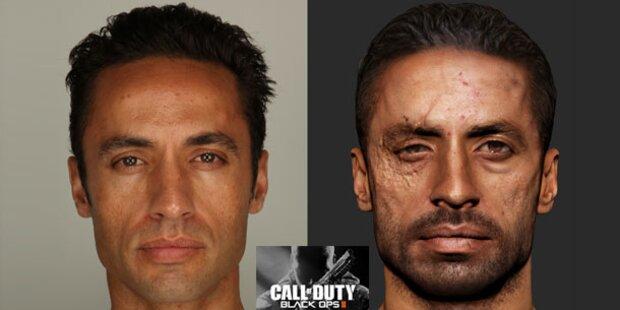 CoD: Black Ops II - Trailer zeigt Bösewicht