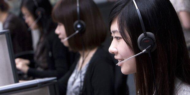 Amazon & Co. brauchen keine Hotline
