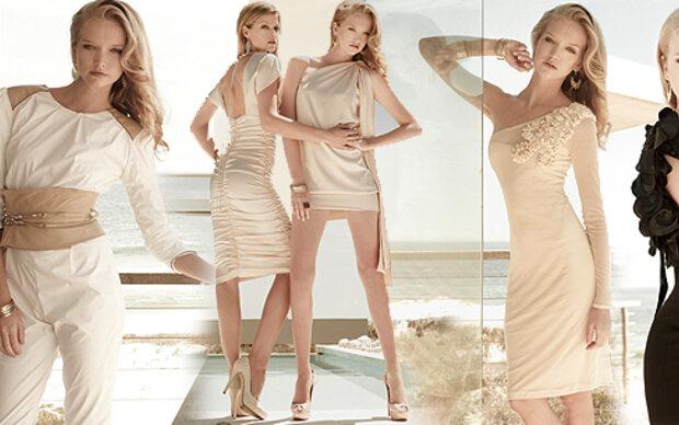 Elegante Mode für die Göttin in Ihnen