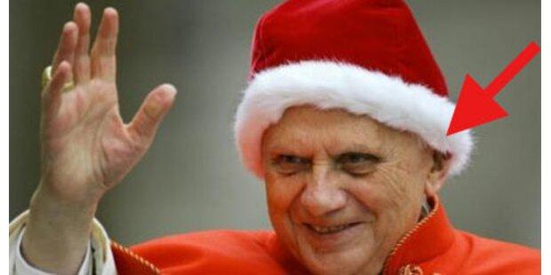 Aufstand gegen des Papstes Hermelinsaum