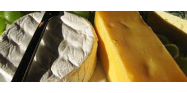 Ärgste Teuerung gab es bei Käse und Diesel