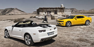 Fahrbericht vom Camaro & Camaro Cabrio