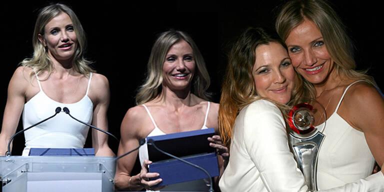 Cameron Diaz ist 'Female Star of the Year'