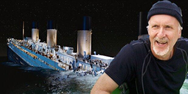 Titanic: Untergang macht Mythos