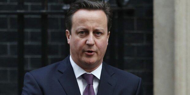 Spionage: Cameron will Enthüllungen stoppen