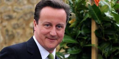 David Cameron neuer britischer Premier