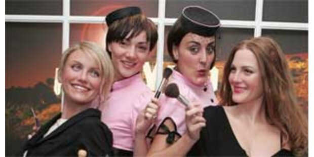 Charlie's Angels neu bei Madame Tussauds
