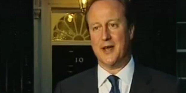 Cameron will Juncker-Abstimmung erzwingen