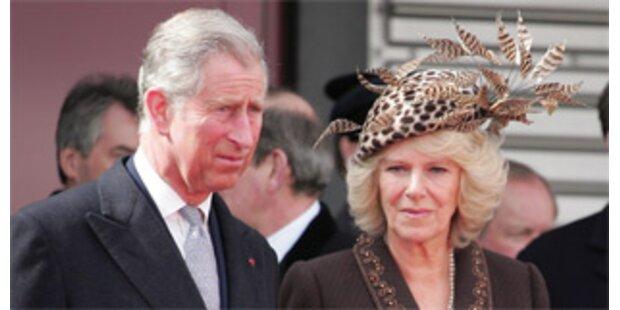 Charles und Camilla streiten