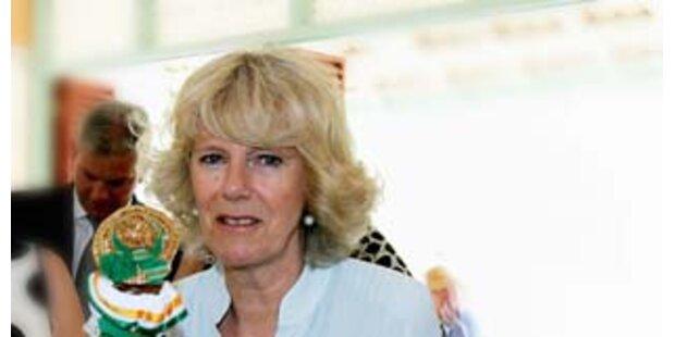 Camilla schockiert über Selbstmord von Leibwächter