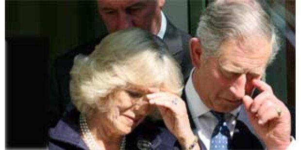 Prinz Charles und Camilla stehen vor der Scheidung