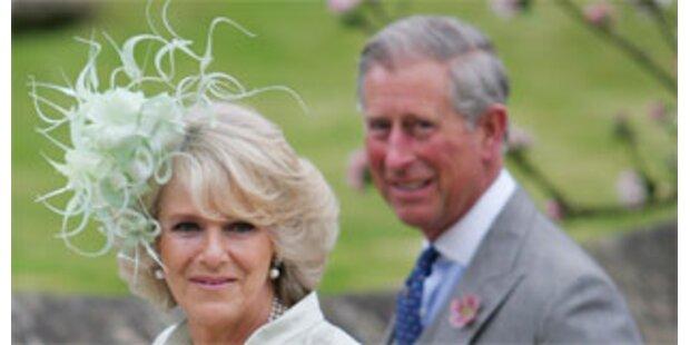 Camilla kommt nicht zu Diana-Gedenkgottesdienst