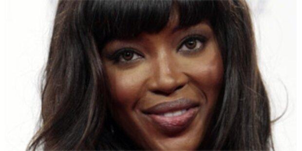 Naomi Campbell aus Spital entlassen