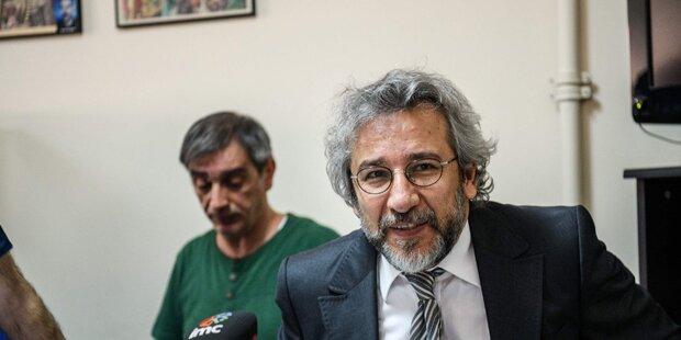 Erdogan will kritischen Journalisten von Interpol jagen lassen