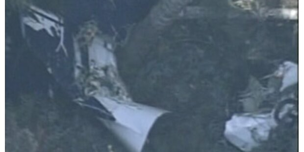 Sieben Tote bei Flugzeugabsturz in Kanada