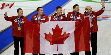 Kanada gewinnt Medaillenwertung
