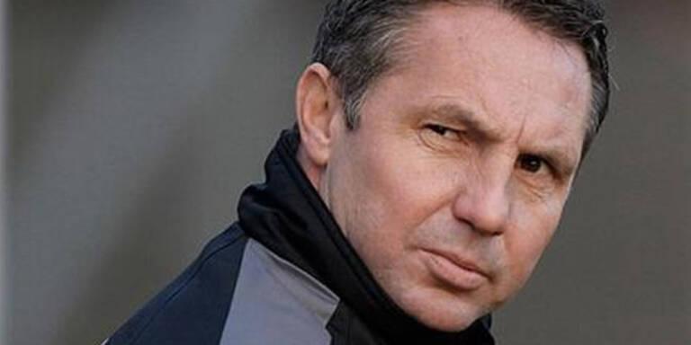 Canadi neuer Trainer des FC Lustenau