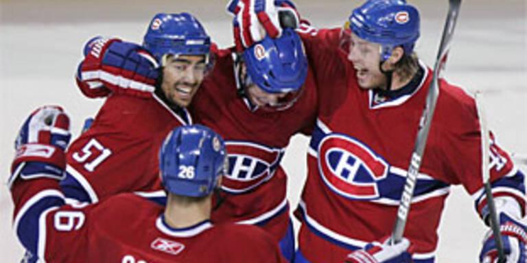 Canadiens eliminieren Bruins