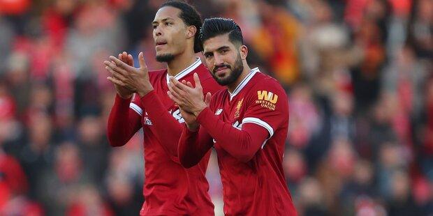 Liverpool-Star wechselt zu Juventus