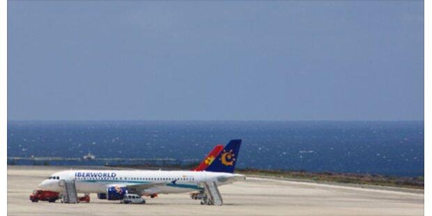 Airbus musste auf Gran Canaria notlanden