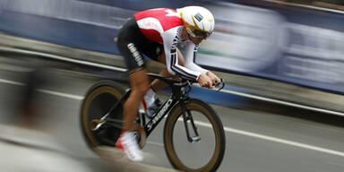 Rad-WM: Cancellara schafft Historisches