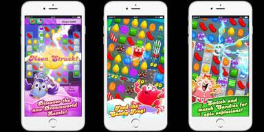 Spiele-Apps sind beliebt wie nie