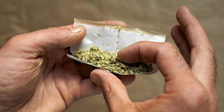 Cannabis lässt IQ schrumpfen