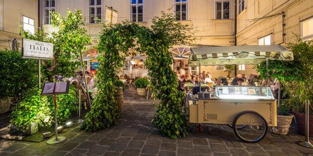 Das ist die erste Cannabis-Pizza Österreichs