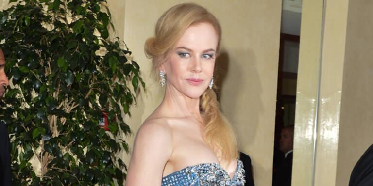 Nicole Kidman: Pfiffe in Cannes