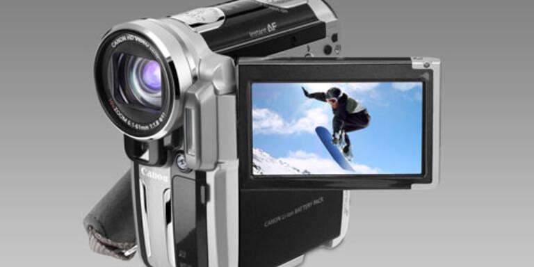 Canon HV 10