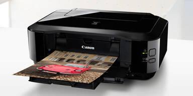 Pixma i4950: Top-Drucker zum Mini-Preis