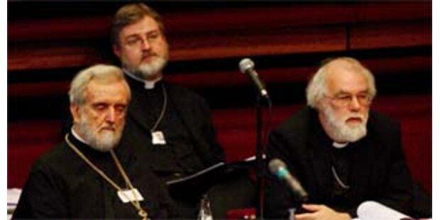 Anglikanische Kirche will weibliche Bischöfe