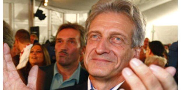 Cap, Strache und Pröll zu Klubchefs gewählt