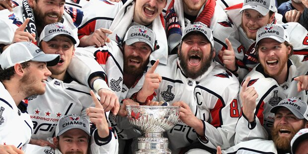 Washington Capitals holen Stanley Cup