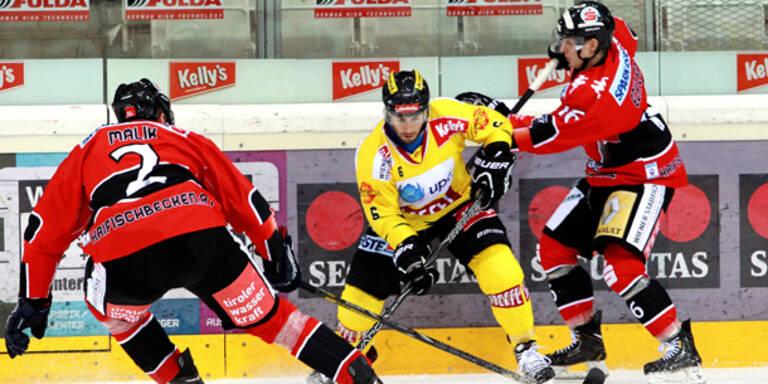 Capitals-Heimsieg gegen Innsbruck