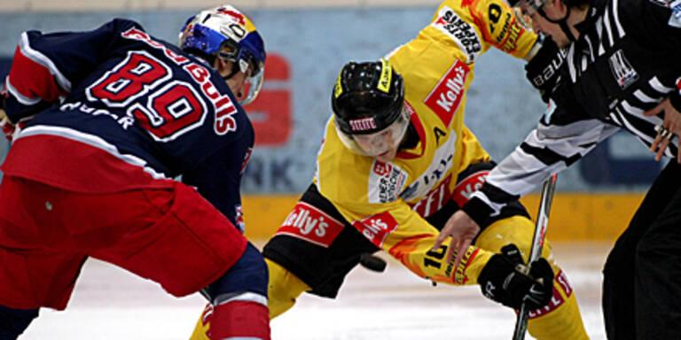 Salzburg rettete Heimvorteil gegen Caps