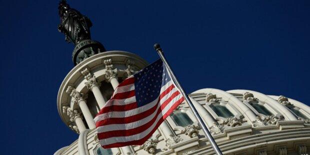 Betrunkene Republikaner stürzen US-Regierung über Klippe...