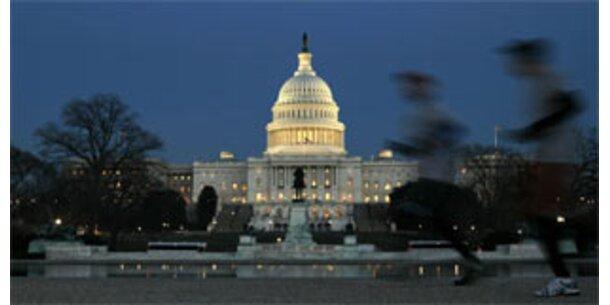 USA pumpen Milliarden Dollars in die Wirtschaft