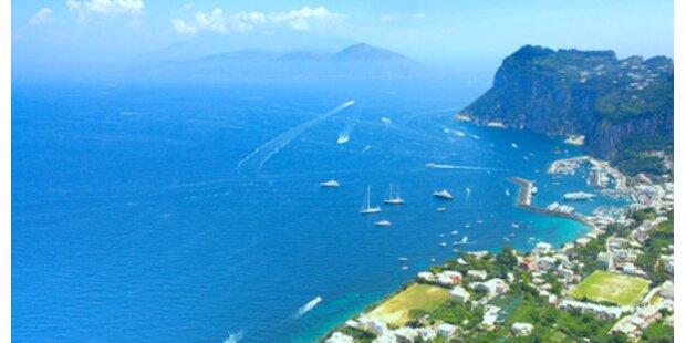 Capri will Touristensteuer einführen