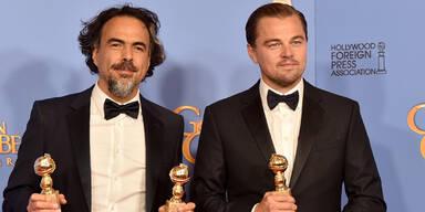 DiCaprio auf Oscar-Kurs