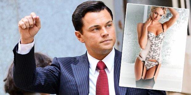 Leo DiCaprio ist wieder mal zu haben