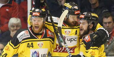 Caps holen Titel in Eishockey-Thriller