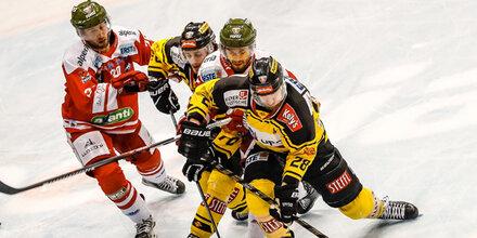Capitals gewinnen 3:2 gegen Südtirol