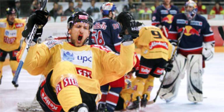 Capitals gewinnen Playoff-Krimi